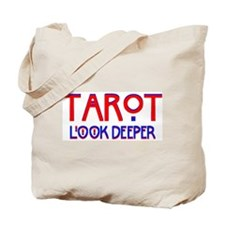 TAROT Look Deeper Tote Bag
