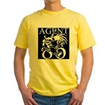 Agent 86 Seattle Yellow T-Shirt