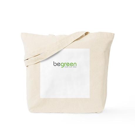 be green Tote Bag