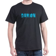 Damion Faded (Blue) T-Shirt