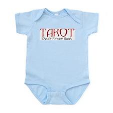 TAROT Devil's Picture Book Infant Creeper