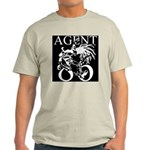 Agent 86 Seattle Ash Grey T-Shirt