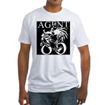 Agent 86 Seattle Fitted T-Shirt