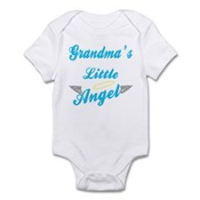 Grandma's Angel Boy Infant Bodysuit