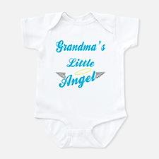 Grandma's Angel Boy Infant Bodysuit