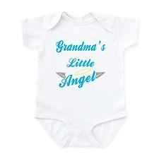 Grandma's Angel Boy Onesie