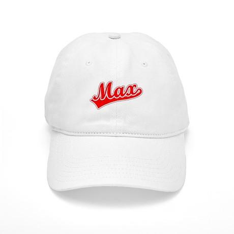 Retro Max (Red) Cap
