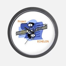 Project Echelon Wall Clock
