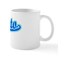 Retro Roberto (Blue) Mug