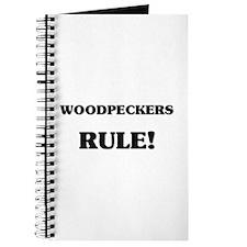 Woodpeckers Rule Journal