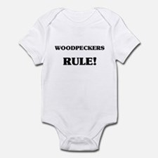 Woodpeckers Rule Infant Bodysuit