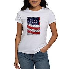 Schoolyard Flag Tee