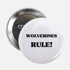 """Wolverines Rule 2.25"""" Button (10 pack)"""
