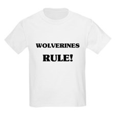 Wolverines Rule T-Shirt