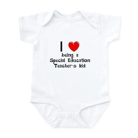 Special Education Teacher Infant Bodysuit