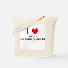 Real Estate Agent Tote Bag
