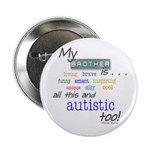 """My Brother is . . . 2.25"""" Button"""