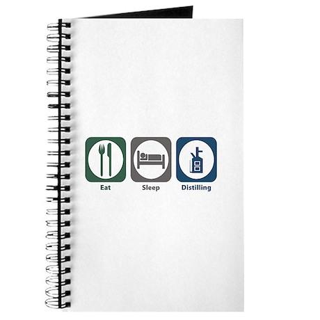 Eat Sleep Distilling Journal
