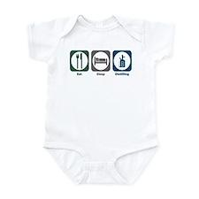 Eat Sleep Distilling Infant Bodysuit