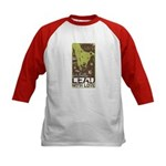 Lead with Love Kids Baseball Jersey