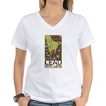 Lead with Love Women's V-Neck T-Shirt