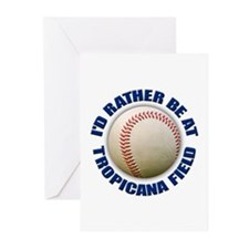 tropicana field Greeting Cards (Pk of 10)
