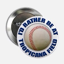 "tropicana field 2.25"" Button (10 pack)"