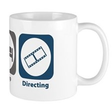 Eat Sleep Directing Mug