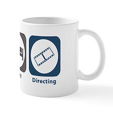 Eat Sleep Directing Small Mug