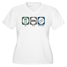 Eat Sleep Directing T-Shirt