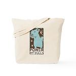 Pit Power Tote Bag