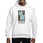 Pit Power Hooded Sweatshirt