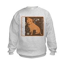 Open Your Mind Kids Sweatshirt