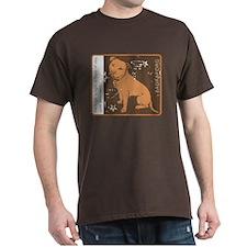 Open Your Mind Dark T-Shirt