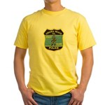 VA Beach PD SWAT Yellow T-Shirt