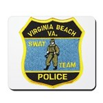 VA Beach PD SWAT Mousepad