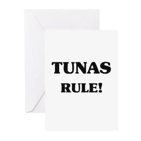 Tunas Rule Greeting Cards (Pk of 10)