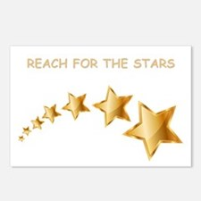 REACH FOR THE STARS Postcards (Package of 8)