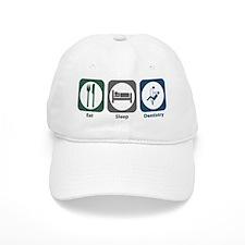 Eat Sleep Dentistry Baseball Cap