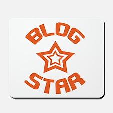 Blog Star Mousepad