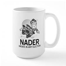 Nader Unsafe Mug