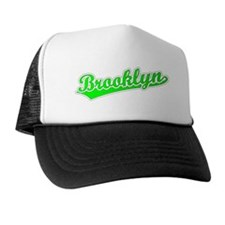 Retro Brooklyn (Green) Trucker Hat