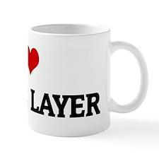 I Love OZONE LAYER Mug