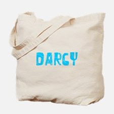 Darcy Faded (Blue) Tote Bag