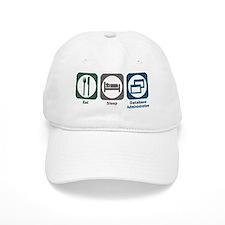 Eat Sleep Database Administration Baseball Cap