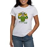 Varela Family Crest Women's T-Shirt