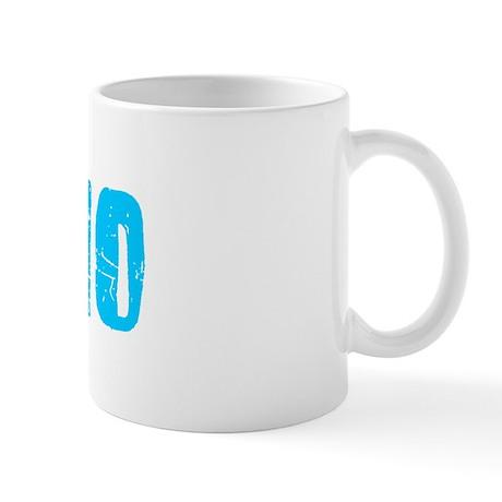 Dario Faded (Blue) Mug