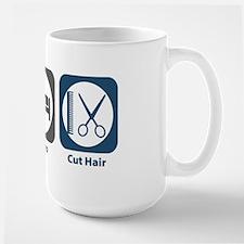Eat Sleep Cut Hair Mug