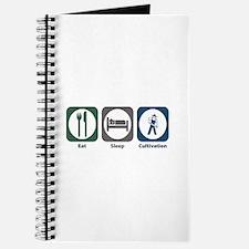 Eat Sleep Cultivation Journal
