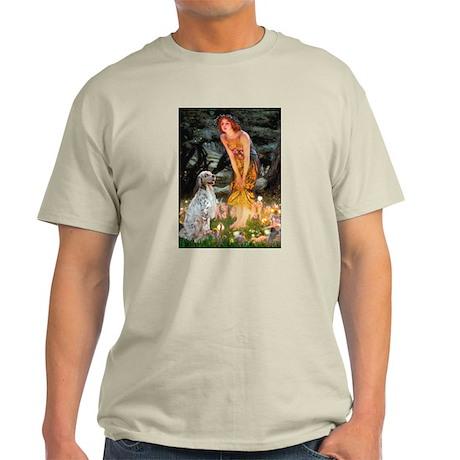 Fairies / English Setter Light T-Shirt